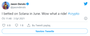 Twitter Bay Bilen Kripto Haber