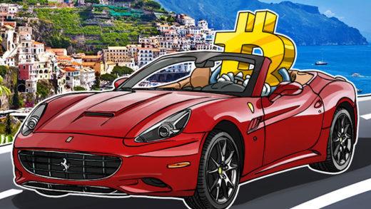 Btc Ferrari Bay Bilen Kripto Haber